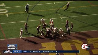 HIGHLIGHTS: West Lafayette 10, Brebeuf 13