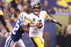 Colts lose to Steelers, 20-17