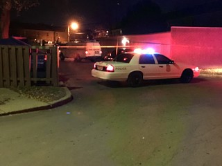 Driver found shot, killed on Indy's south side