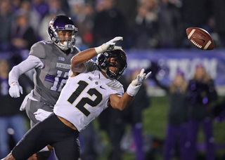 Purdue loses to Northwestern 23-13