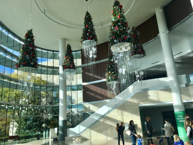Explore A Whimsical Winter Wonderland At The Indianapolis