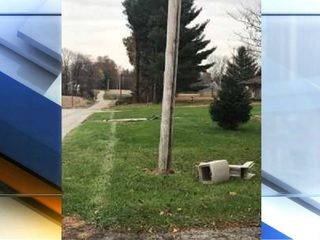 Mailboxes, signs vandalized in Bartholomew Co.
