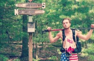 Man crosses 14 states for mental health