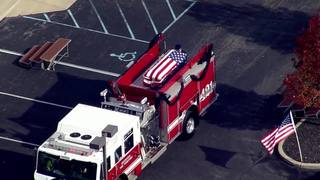 PICS: Fallen Greenfield firefighter laid to rest