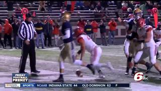 HIGHLIGHTS: Columbus East 42, Cathedral 13