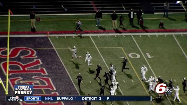 HIGHLIGHTS- Woodlan 15- Eastbrook 14