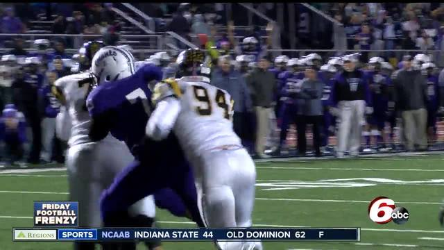 HIGHLIGHTS- Avon 20- Ben Davis 57