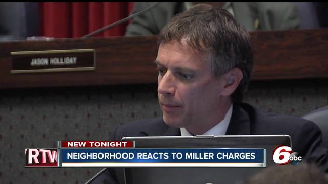 Indianapolis city-council councilman resigns following accusations he…