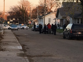 Two men dead, pregnant woman injured in shooting