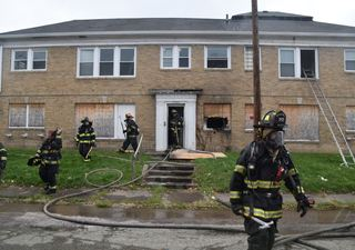 IFD works 34 fires in 19 days, 7 firemen injured