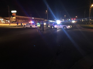 Pedestrian struck, killed on Indy's west side