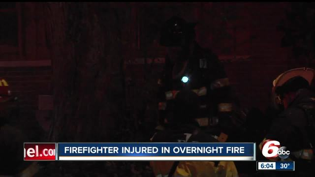 Indy firefighters worked 34 fires in 19 days- 15 at vacant homes