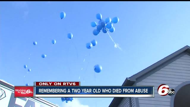 Community remembers 2-year-old who died of suspected abuse