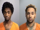 Arrest made in double homicide on Indy's SE side