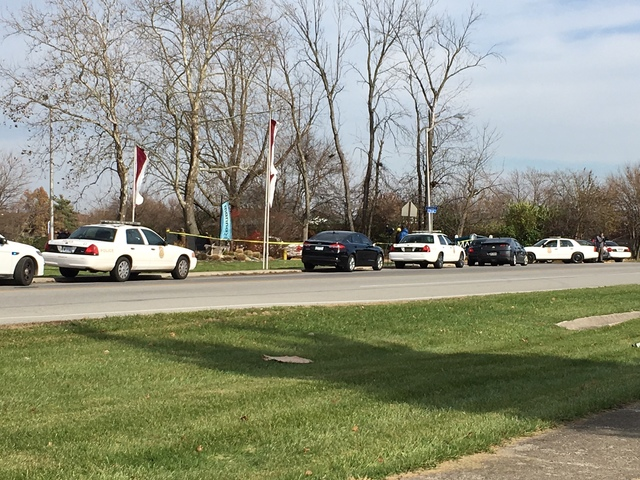2 schools on lockdown following shooting death