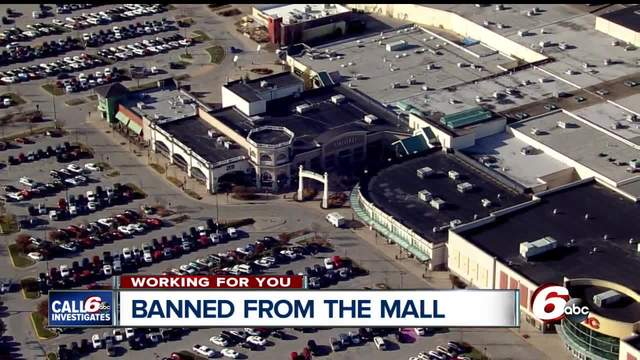Teens say they were banned from Castleton Square Mall