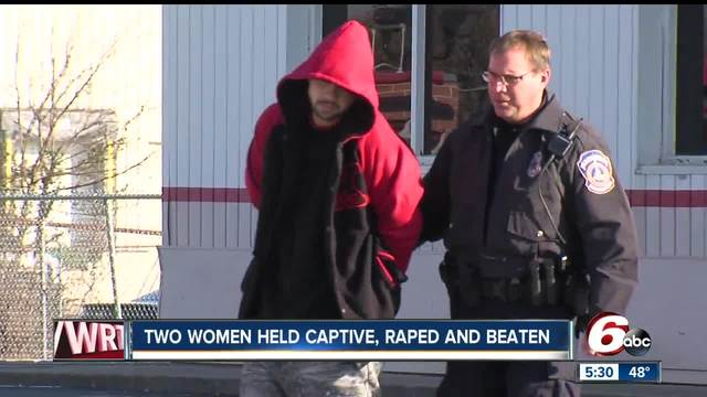Two women held captive- raped and beaten for days at Near Eastside drug house