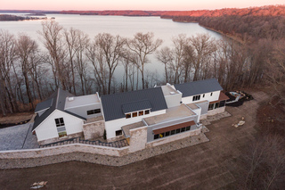 HOME TOUR: AMAZING lake home will blow your mind