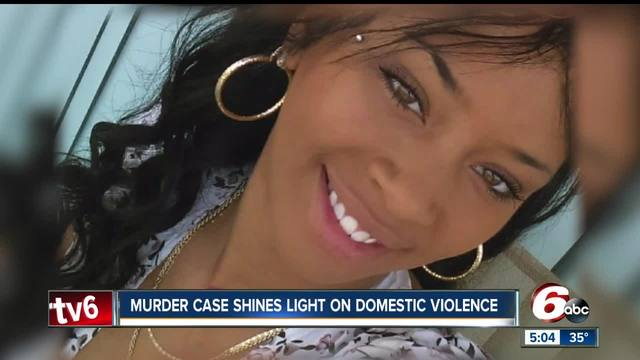Murder of 21-year-old woman shines light on domestic violence