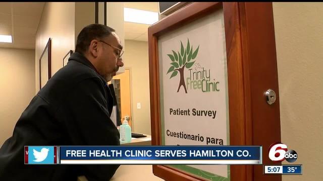 Free health clinic treats patients in Carmel