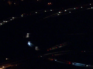 Here's why Indianapolis interstates are so dark