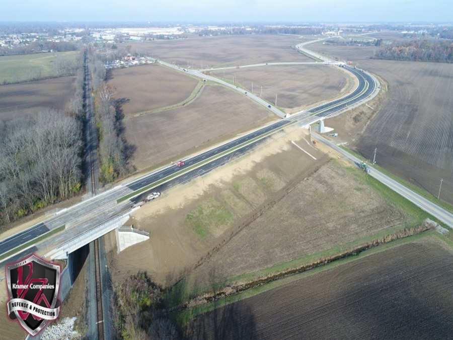Ronald Reagan Parkway Opens In Hendricks County Theindychannel Com Indianapolis In