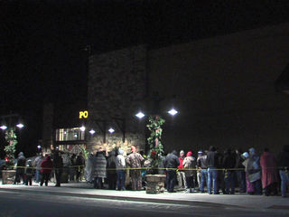 VIDEO: Black Friday in central Indiana