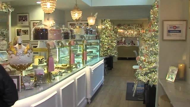 6 in the City- Cake Bake Shop turns 3- serves up treats to visiting celebrities