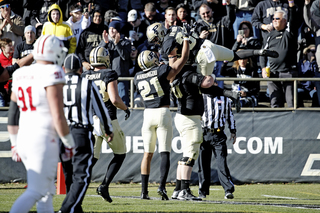 Bowl-bound Purdue beats IU, takes back bucket