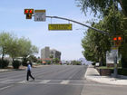 How to navigate new HAWK crosswalk signals