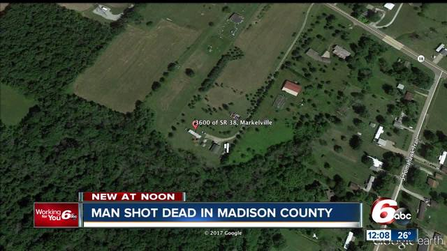 Madison County jail officer killed in shooting- person of interest in custody
