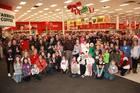 PHOTOS: Hamilton County kids 'Shop with a Cop'