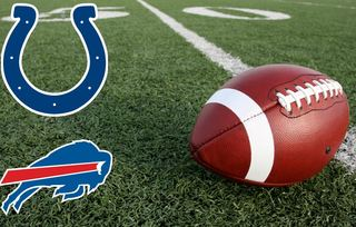 Colts take on the Bills in Buffalo Sunday