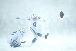 PHOTOS: Let it snow in Buffalo!