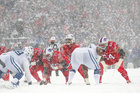Colts lose in a white-out to the Bills, 7-13