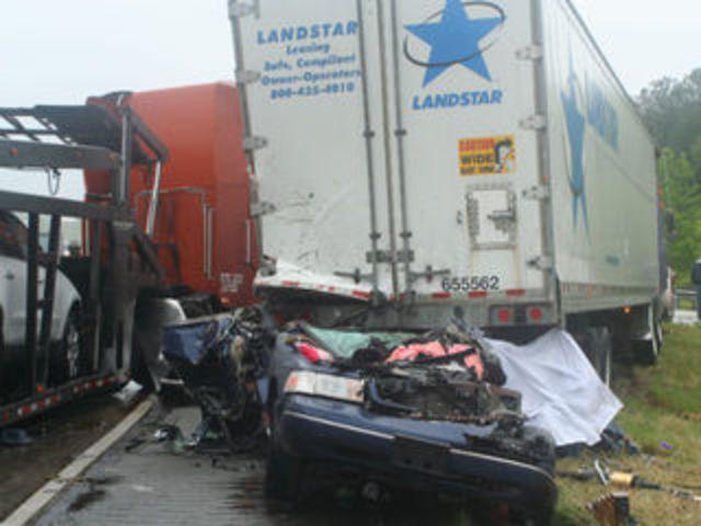 Fbi Agent Indianapolis Car Accident