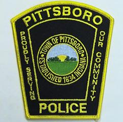 Pittsboro Police Department Hiring