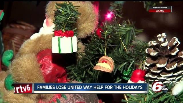 United Way says drop in donations means thousands of families won-t get…