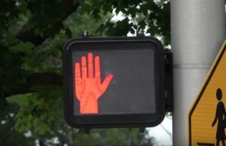 New traffic light system in Speedway