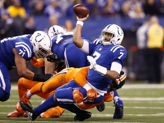 Colts fall to Broncos 25-13 at home