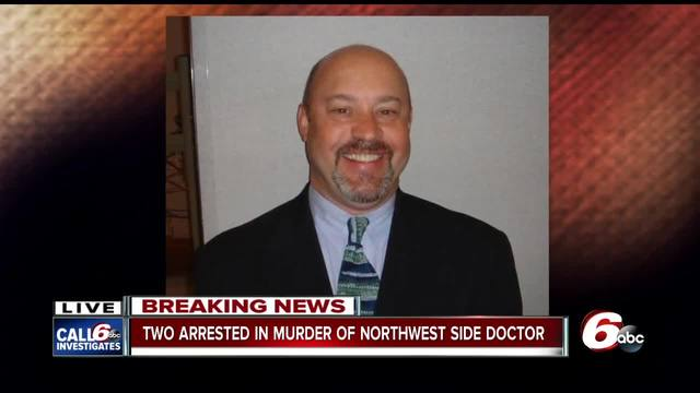 IMPD arrests 18-year-old and juvenile suspect in murder of Dr- Kevin Rodgers