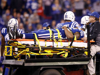 Colts TE Brandon Williams released from hospital