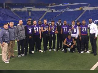 Ben Davis Giants honored on NFL Network