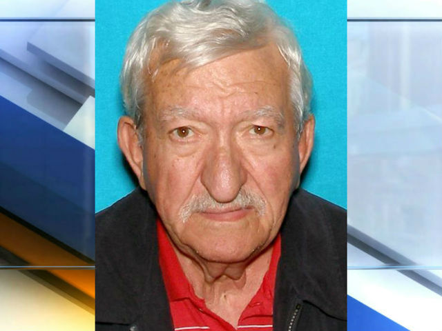Silver Alert issued for missing 72-year-old man