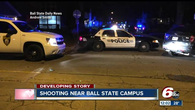 Person hospitalized after Muncie shooting- BSU sends alert