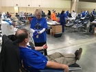 18th Bleed Blue Blood Drive helps give back