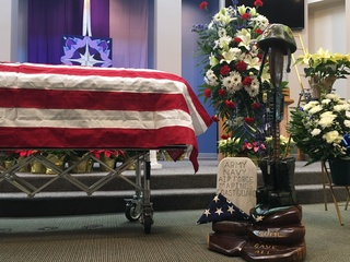 Veteran with no known family laid to rest