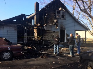 Husband and wife killed in Muncie house fire