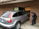 Elderly woman crashes into Indy restaurant