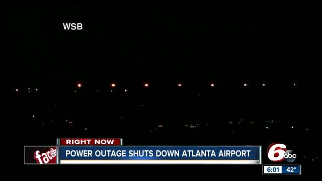 A Massive Power Outage At The Busiest Airport In The World Has Caused A  Ripple Effect Of Flight Delays And Cancellations Across The Country, ...